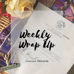 Busy & Productive Week // Weekly Wrap Up