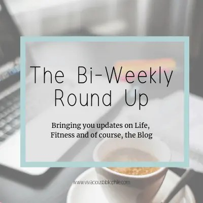 New Issue // Bi-Weekly Round-Up