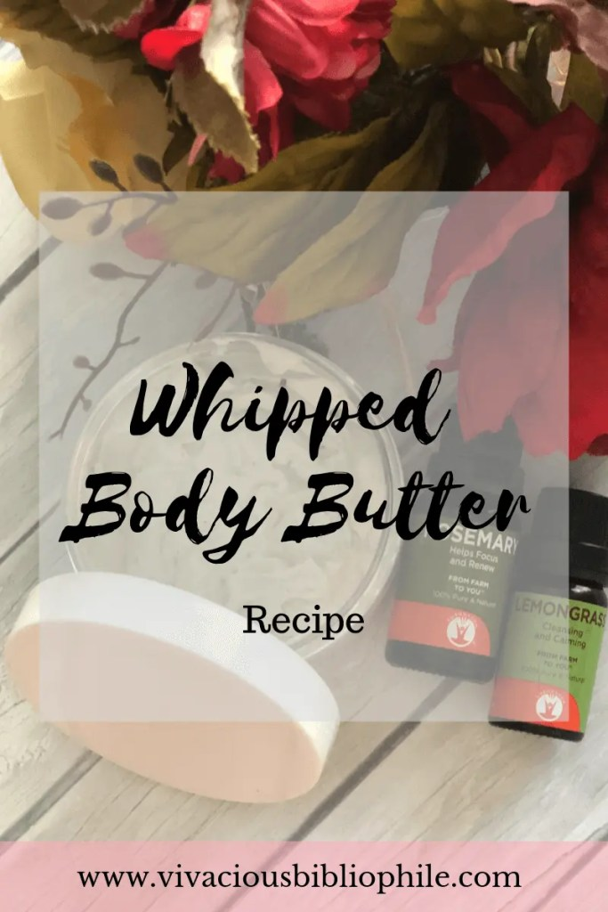 Looking for a DIY Whipped Body Butter recipe that is quick, easy, and will leave your skin feeling soft? I am sharing my favorite recipe!
