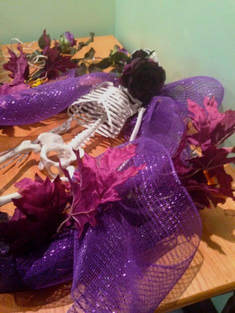 Halloween Wreath08