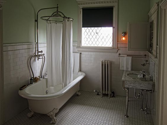 Victorian Bathrooms A History Lesson Vivacious Victorian