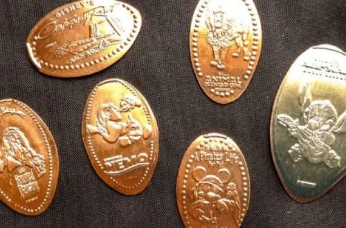 Disney Pressed Penny