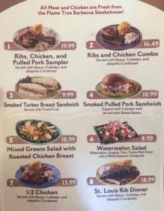 Disney Quick-Service Meals