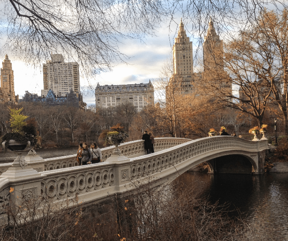 Autumn In New York City Bucket List