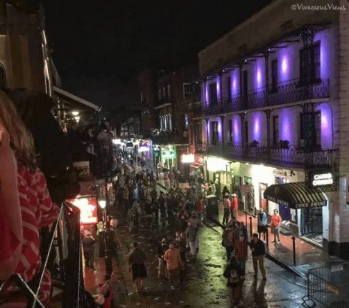 Bar Hopping in New Orleans