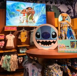Times Square Disney Store. Moana. Vivacious Views