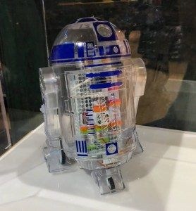 Times Square Disney Store. R2D2. Vivacious Views