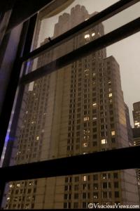 Wellington Hotel. Rockefeller Center View. Vivacious Views