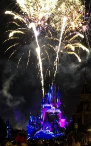 Memorial Day at Disney World. Happily Ever After Ursula. Vivacious Views