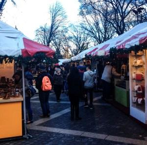 Central Park Faves. Market. Vivacious Views
