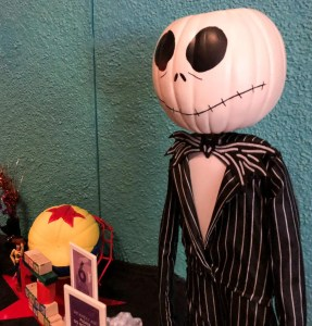Halloween and Fall Favorites at Disney World. Jack Skellington Pumpkin. Vivacious Views