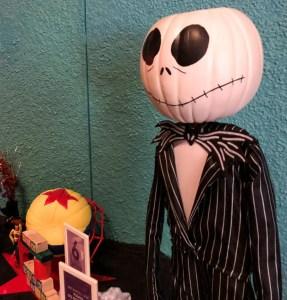 Halloween and Fall Favorites at Disney World. Jack Skellington Pumpkin. Vivacious Views