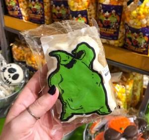 Halloween and Fall Favorites at Disney World. Oogie Boogie Rice Krispie. Vivacious Views