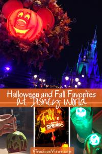 Halloween and Fall Favorites at Disney World. Pinterest. Vivacious Views (1)