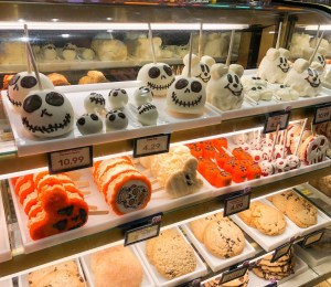 Halloween and Fall Favorites at Disney World. Rice Krispie. Confectionery Stand. Vivacious Views