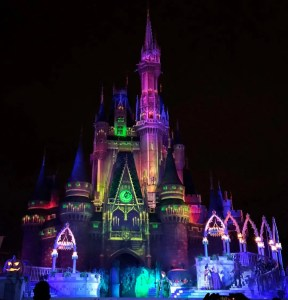 Mickey's Not So Scary Halloween Party 2018. Hocus Pocus Villain Spelltacular. Vivacious Views