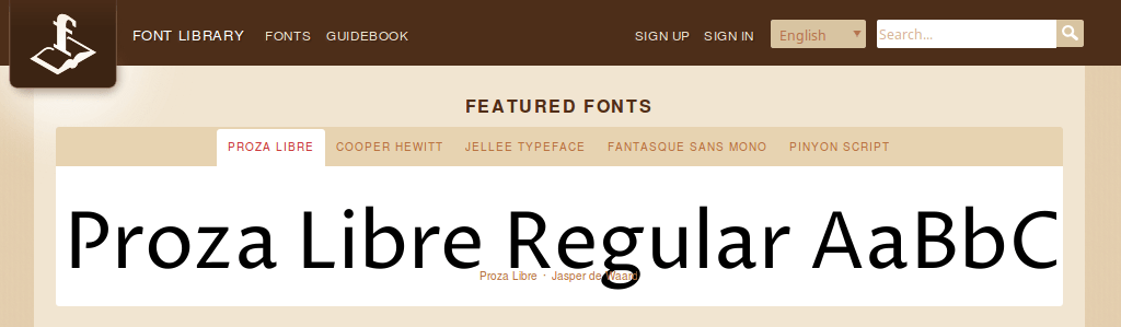 fontlibrary-open-source-fonts
