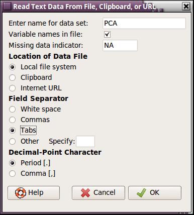 importar-datos-en-r-commander-del-ejemplo-de-pca