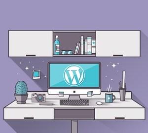 WordPress Administración de sitios web