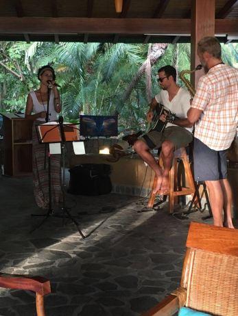 AU Fundraiser - Live Music