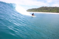 Alonso Surfing