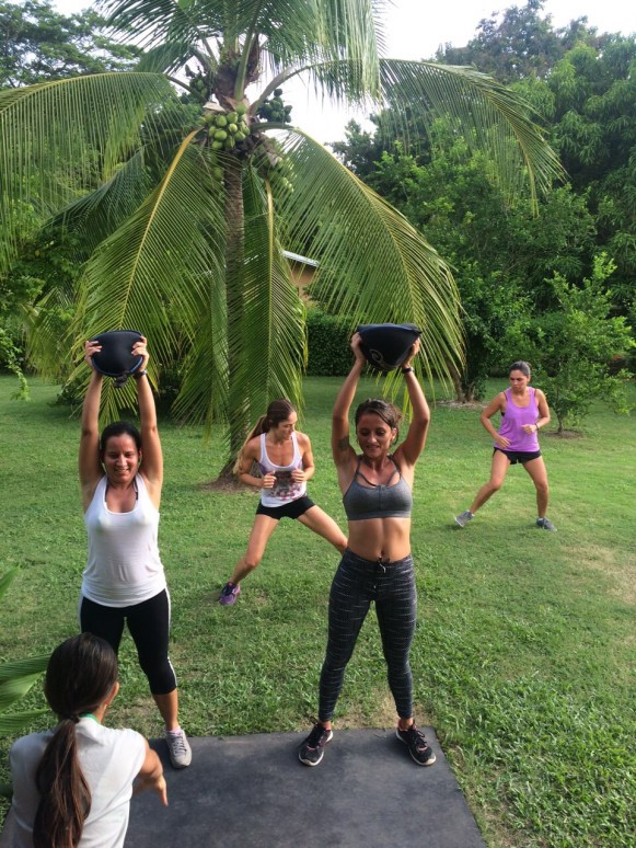 Fitness Training with Jill Payne