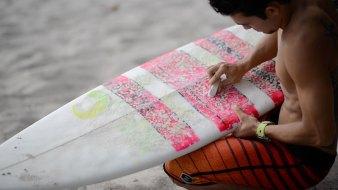 Surfing Florblanca