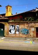 Streets of Bologna.