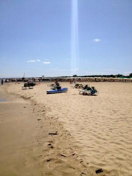 Ravenna Beach.