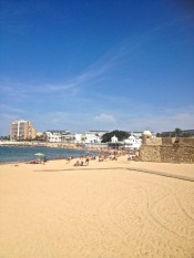 La Playa de la Caleta.
