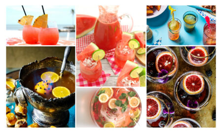 21 Easy Punch Recipes for Your Summer Parties