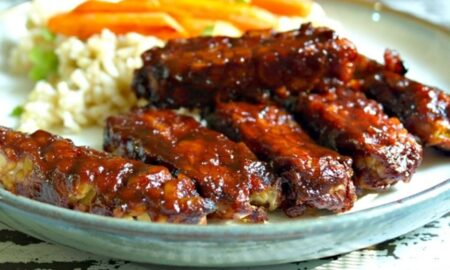 15 Vegan BBQ Recipes that Even Meat Eaters Will Like Sticky Baked BBQ Tempeh Strips