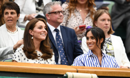 Is Kate Middleton Taking Styling Lessons From Meghan Markle?
