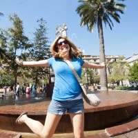 Our Patagonia Adventure: LAX to Santiago