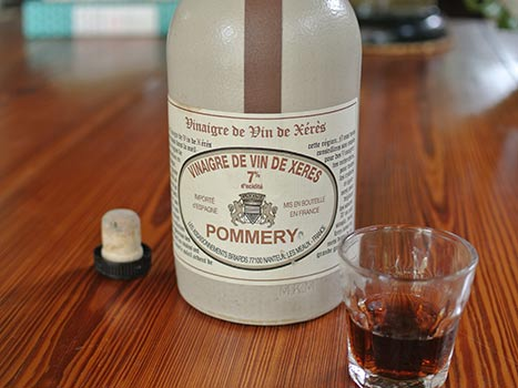 pommery sherry vinegar, Spain