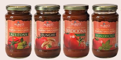A linha de atontados da Agreco - dá até pra fazer o ketchup saborizado ;)