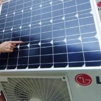 LG lança ar condicionado híbrido movido a eletricidade e energia solar