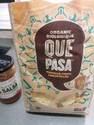 Salsa + chips