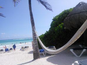 Beach hammock | Rede na praia
