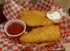 Fish and Chips | Fillets de peixe com fritas