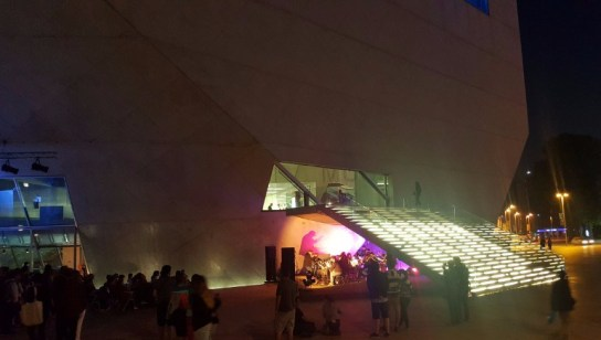 Big band at Casa da Musica