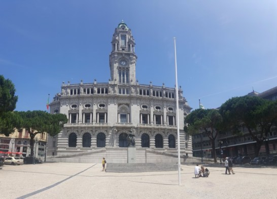 Porto City Hall   Prefeitura