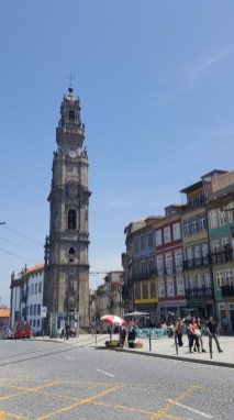 Clerigos Tower   Torre
