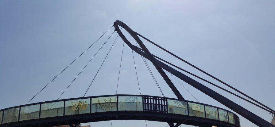 Pedestrian Bridge   Ponte de Pedestres