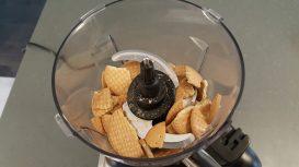 Crush cookies | Biscoitos no processador