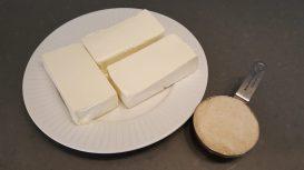 Sugar / Açucar + Cream cheese