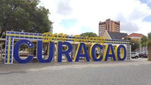 Curaçao sign - Punda