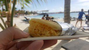 Arepa - Curaçao