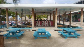 Mambo Beach / Aloha Beach Bar - Curaçao