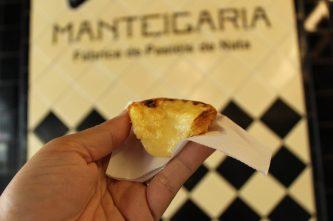 Manteigaria - Custard Tarts | Pastéis de Nata